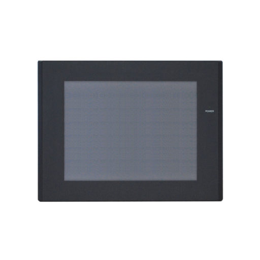 """Industrie Monitor: ADP-12G 12.1"""" Panel Monitor IP65 Front"""