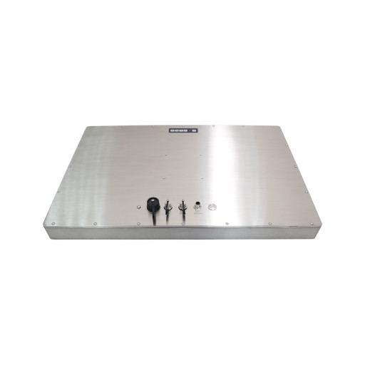 Industrie Monitor: ADP-V124 23,5 Zoll Edelstahl IP65 Monitor