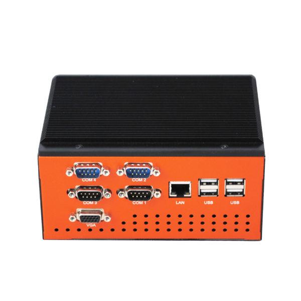 Box PC: BPC-300-A2841A Intel Atom DIN Rail