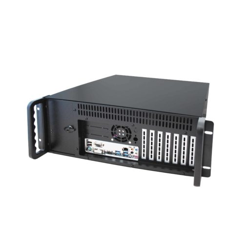 "IEC-485NT Front Ports I/O 4U 4HE 19"" Rack Industrie PC"