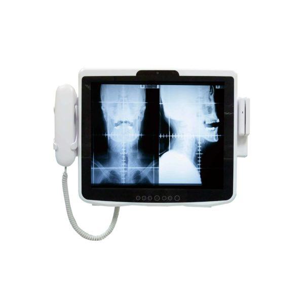 """M1726 17"""" Medical Medizinischer Panel PC Patient Infotainment"""