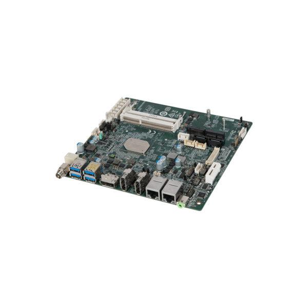 MS-98B1 Mini-ITX 2-3DP HDMI Low Power & Low Profile