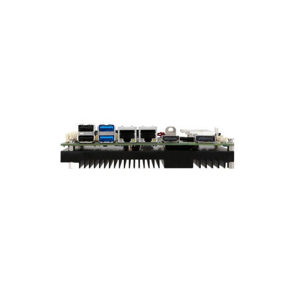 "MS-98F3 3.5"" SBC DP HDMI Core-i Low Power Fanless"