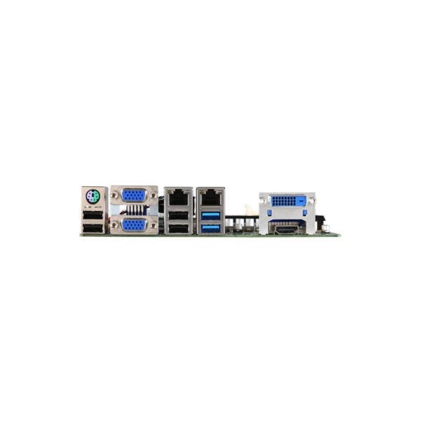 MS-98H1 Mini-ITX SKU2-3 4xLAN 10xCOM Haswell