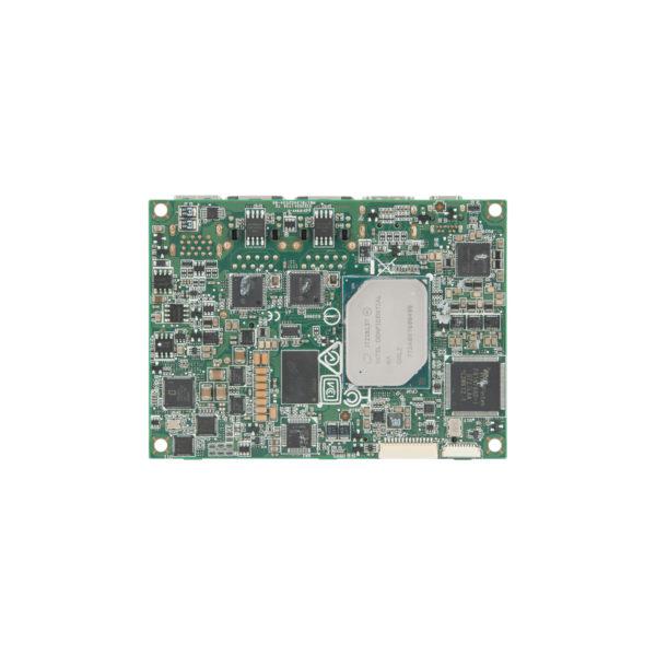 "MS-98I6 Back 2.5"" Pico-ITX SBC Apollo Lake Extreme"
