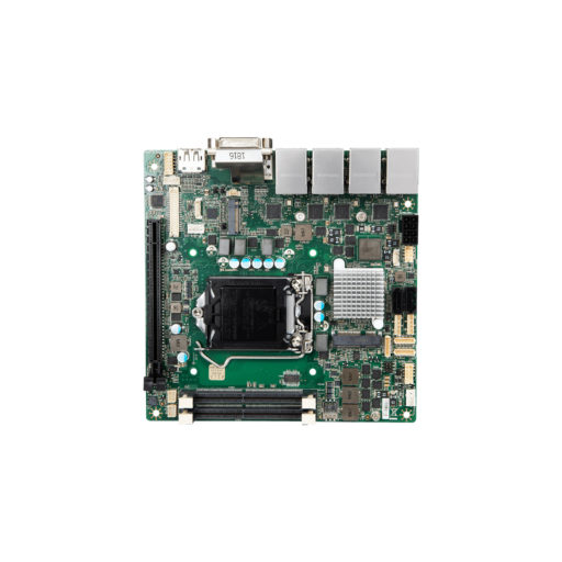 MSI IPC: MS-98K1 Mini-ITX Skylake-Kaby Lake 4xLAN