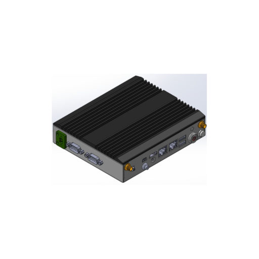 MS-9A97 Apollo Lake Box PC Low Power DIN-Rail
