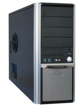 IPC-525-M98A9 High-End Midi Tower Industrie PC Core i3/i5/i7 1x ISA 5x PCI, PCEex16 PCIex4 6x COM