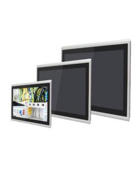 Panel PC EmCore HMI Quad Core Series P-Sxxxx stromsparender HMI