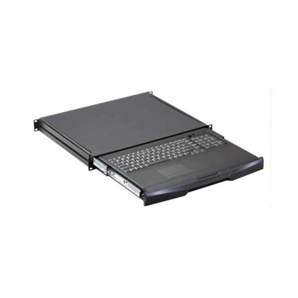 Rk-2d 1HE 1U Tastatur Schublade Keyboard Drawer 400mm