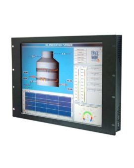 "Industrie Monitor: RPAD-819B 19"" Rackmount Monitor"